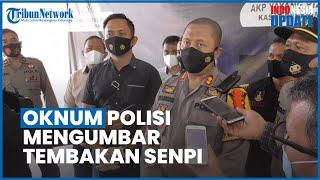 Fakta-fakta Oknum Polisi Lepas Tembakan di Depan Hotel di Medan, Penjelasan Hotel hingga Hukumannya