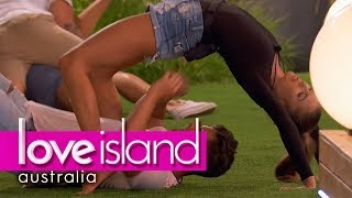 Download Video Villa games: How well do you know your sex positions? | Love Island Australia 2018 MP3 3GP MP4