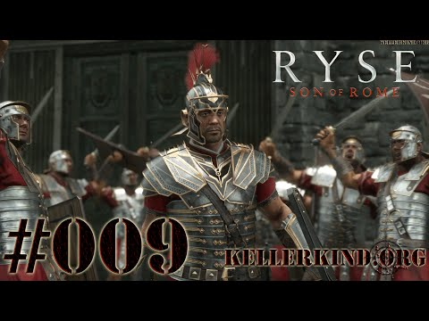 Ryse: Son of Rome [HD|60FPS] #009 - Auf die Mauern ★ Let's Play Ryse