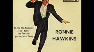 Ronnie Hawkins.....Cold Cold Heart