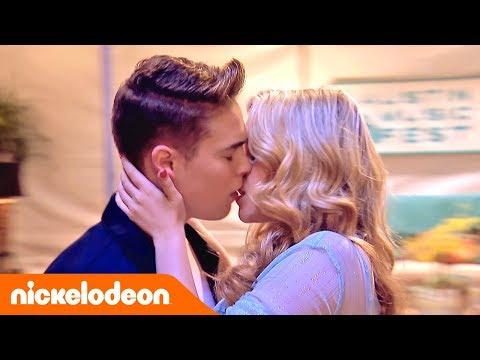 Die wildesten Knutschereien bei Nick! 💋 | Nickelodeon Deutschland