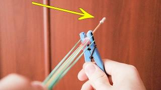 Как сделать удочку рогатку из подручных средства