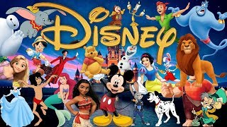 The Evolution of Disney | 1937-2019