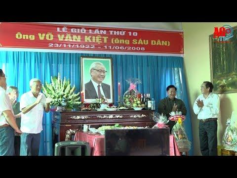 Kỷ niệm 10 năm ngày mất Cố Thủ tướng Võ Văn Kiệt