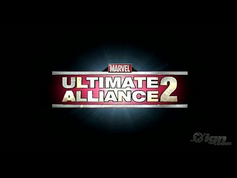 Видео № 0 из игры Marvel: Ultimate Alliance 2 (Б/У) [PS3]