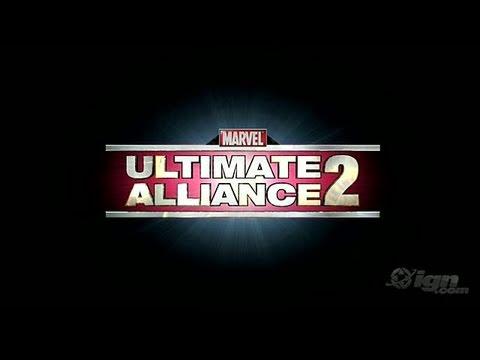 Видео № 0 из игры Marvel: Ultimate Alliance 2 [PS3]