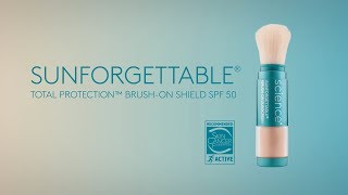 Colorescience Sunforgettable Total Protection Brush SPF 50