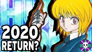 Will Hunter X Hunter Return In 2020?