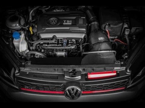 Ein bisschen Sound muss sein - VW Golf 7 GTI Clubsport - Ansaugung Eventuri