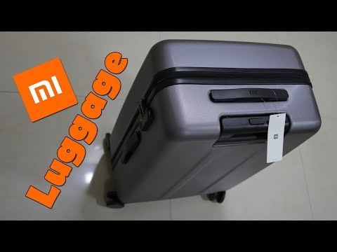 Mi Luggage Mi Suitcase 24″ unboxing, now in India from Rs. 2,999 onwards