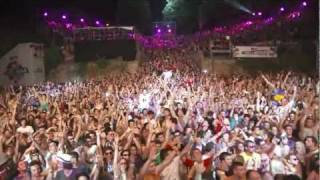 Fedde Le Grand (LIVE) At EXIT Festival 2011 (U Got The Love)