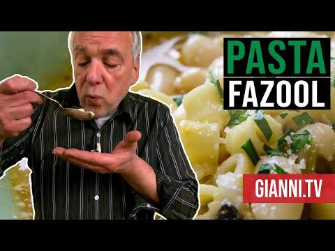 Pasta Fazool: Pasta e Fagioli, Italian Cooking Video - Gianni's North Beach