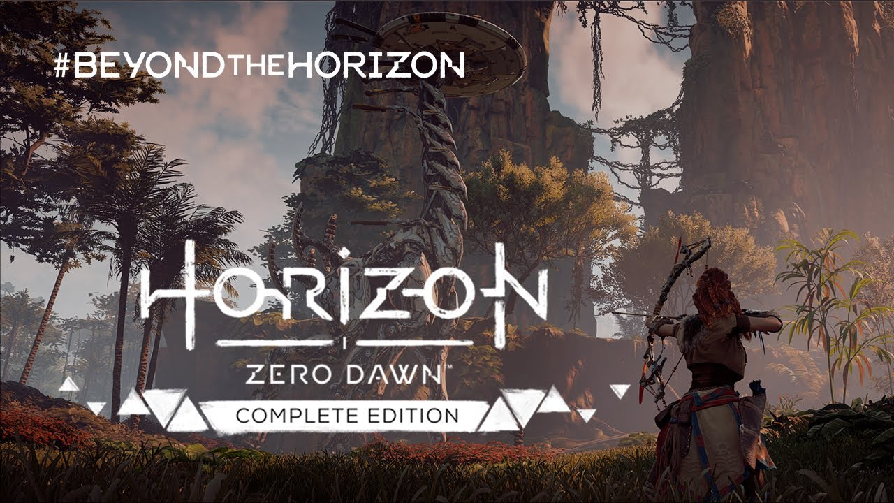 Трейлер PC-версии игры Horizon: Zero Dawn