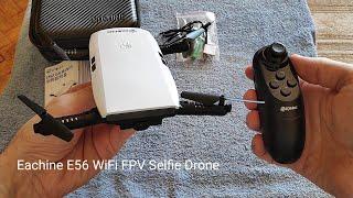 Eachine E56 WiFi FPV Selfie Drone