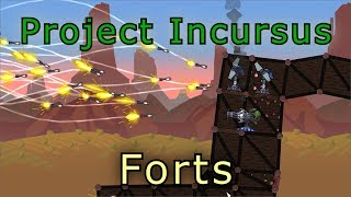 Friday Night Forts - Forts RTS - Project Incursus Livestream