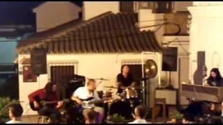 preview picture of video 'Zaguan - Tributo a Triana - Abre la puerta 1_2 - Taberna Red House - Espera'