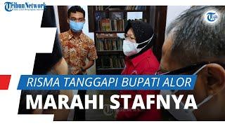 Risma Buka Suara Terkait Video Bupati Alor Marahi 2 Stafnya: Itu Bantuan Bencana, Bukan PKH