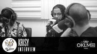 #LaSauce - Invité : Krisy sur OKLM Radio 09/12/2016