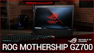 ROG MOTHERSHIP - News from CES 2019