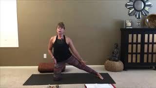 Chakra Balancing Yoga-Sacral (Karmie)