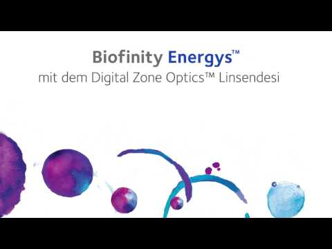 Biofinity Energys - Digital Zone Optics