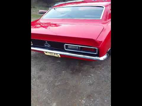 Video of '68 Camaro - L67O