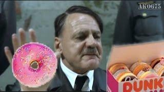 Hitler's donut catastrophe!