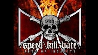 Speed Kill Hate - Face The Pain