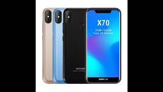 Четырех ядерный смартфон DOOGEE X70 от компании Интернет-магазин-Алигал-(Любой товар по доступной цене) - видео