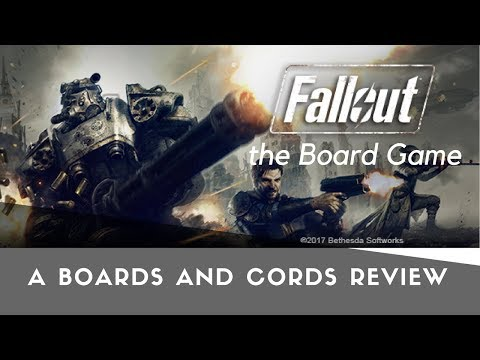 How to Play Fallout the Board Game [B&C Review 015]