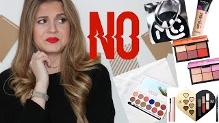 ANTI HAUL 2// Kylie Cosmetics Nars LOreal & More