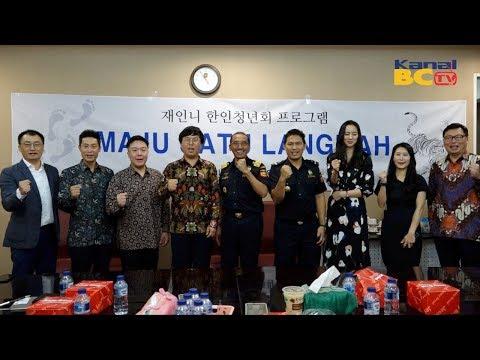 Kunjungan Korea Indonesia Youth Associaton (KIYA)