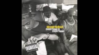 BRAND NUBIAN - Word is bond/AVERAGE WHITE BAND - I' m the one