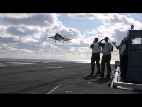 F-35C Completes Sea Trials Aboard USS Dwight D. Eisenhower