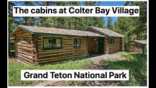 Colter Bay Village, Grand Teton National Park