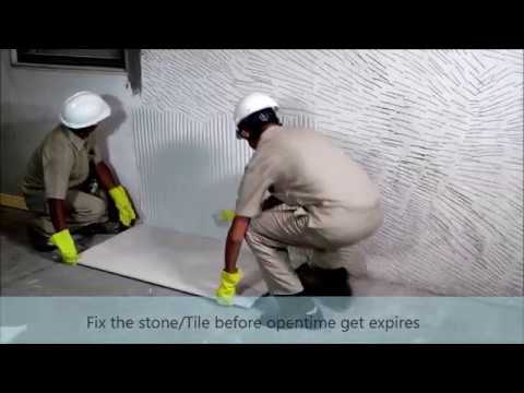 Ardex Endura Silver Tile Adhesives