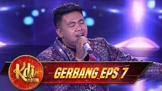 Asoy Bener Jogetnya Arwi, Perform Lagu  [Nurjanah] - Gerbang KDI Eps 7 (31/7)
