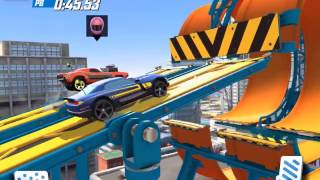 HOT WHEELS RACE OFF D-Muscle / Dragon Blaster Alternative / Muscle  Gameplay Android / iOS