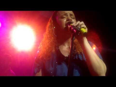 Faith Evans - Come Over LIVE 1/20/11