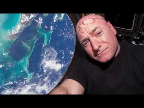 Have you seen NASA's music video for Coldplay's 'Speed of Sound' with record-breaking astronaut Scott Kelly?