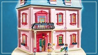 PLAYMOBIL Romantisches Puppenhaus 5303 Playmobil Auspacken