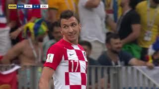 FIFA World Cup 2018 Final   France vs Croatia