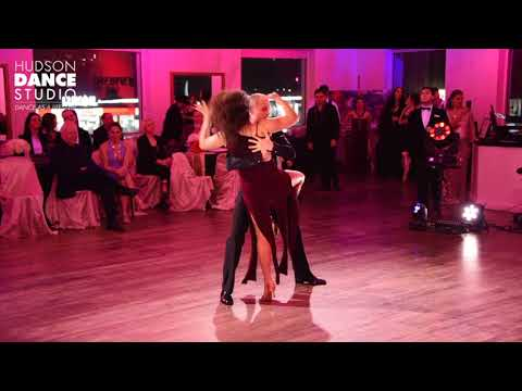 Rumba Fusion by Deborah, and Artem // 5 year Gala Anniversary, 2017