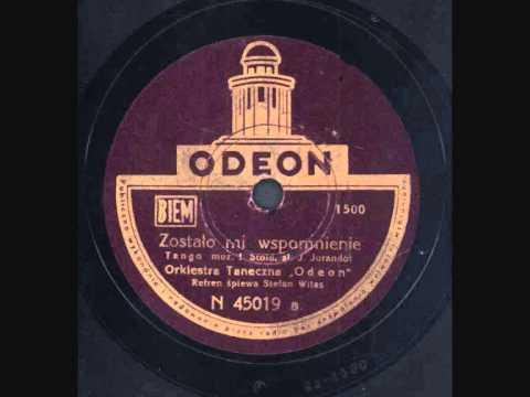 Stefan Witas -  Zostało mi wspomnienie. (Tango)