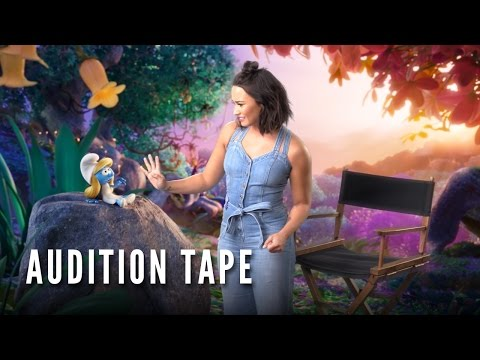 Smurfs: The Lost Village (Viral Video 'Demi Lovato's Lost Audition Tape')