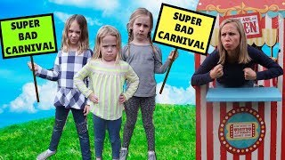 Kids Win BIG at the Super Cool Carnival