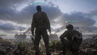 CALL OF DUTY WW2 Multiplayer Gameplay Teaser (COD WW2) 2017