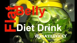 Flat Belly Diet Drink 2   Get Flat Belly In 5 Days   No Diet - No Exercise