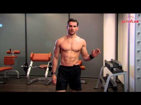 Wzrost mięśni Jim Stopani ręce