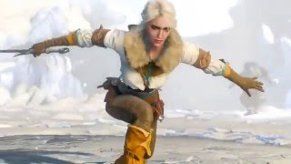 The Witcher 3 | Feel Invincible [GMV] - (SPOILERS)